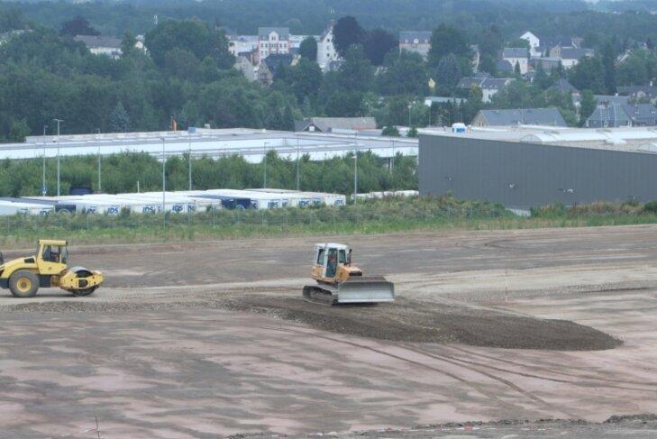 Rund 5,7 Hektar groß ist eine Fläche im Gewerbegebiet Süd in Limbach-Oberfrohna, die das Unternehmen B plus L Infra Log für reichlich zwei Millionen Euro gekauft hat.