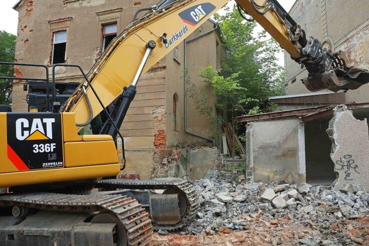 Abriss: Lindenstraße ist gesperrt