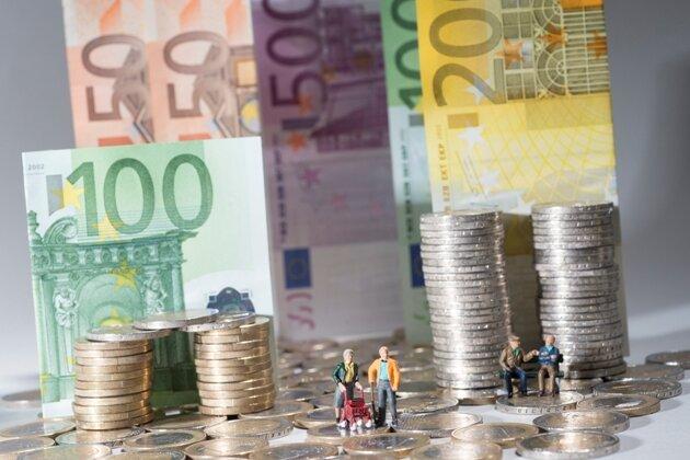 Sachsen sparen bundesweit am wenigsten fürs Alter an