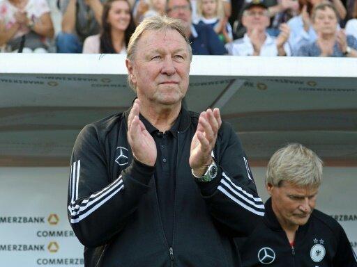 Horst Hrubesch hofft auf zwei Siege zum Abschluss