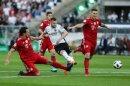 Im Supercup kommt es zur Neuauflage des DFB-Pokal-Finals