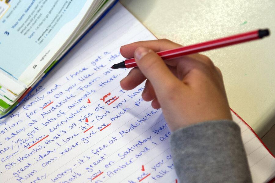 Bildungsempfehlungen in Chemnitz erneut unter Sachsenschnitt