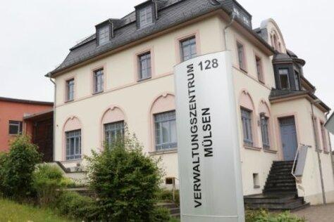 Bürgermeisterwahl Mülsen: Zwei wollen ins Rathaus