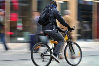 Freiberg landet bei Fahrradklimatest weit hinten