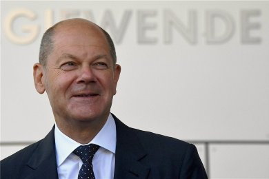 Olaf Scholz - SPD-Kanzlerkandidat