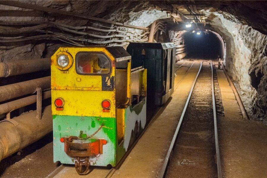 Die Zinnkammern Pöhla sind ein beliebtes Besucherbergwerk bei Schwarzenberg. Sollte in der Lagerstätte erneut Erz abgebaut werden, steht das Ausflugsziel in der jetzigen Form vor dem Aus.