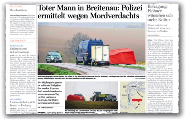Prozess um Totschlag in Breitenau: Staatsanwaltschaft fordert elf Jahre Haft