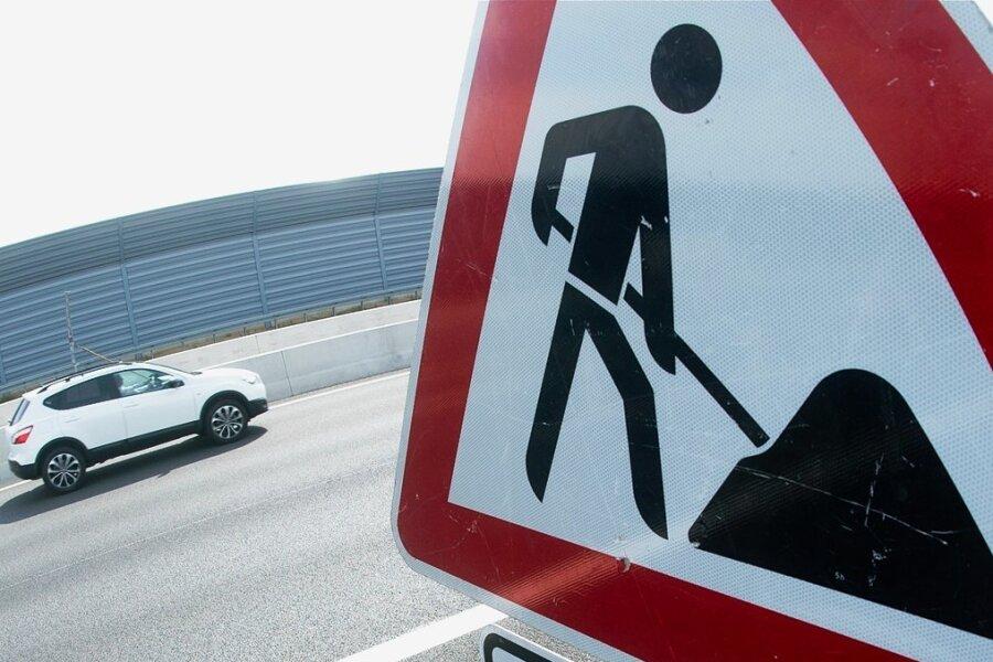 Bauarbeiten am Auer Stadion: Sperrung der B 169 verzögert sich
