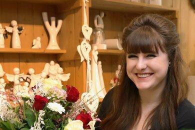 Alisa Schmidt hofft, dass das neue Angebot von Kunden genutzt wird.