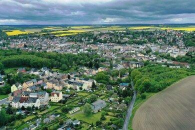 Die Stadt Crimmitschau ordnet ihre Energieversorgung komplett neu.