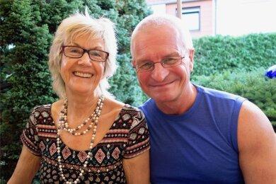 2020: Andreas Letz wohnt heute mit seiner Lebensgefährtin Monika im bayerischen Wendelstein.