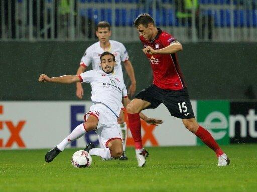 Jose Rodriguez (l.) wechselt zu Fortuna Sittard