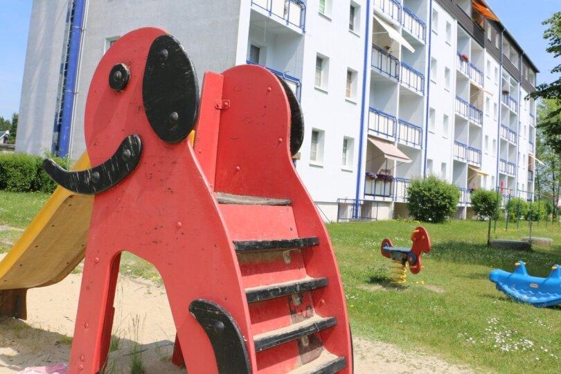 Neuer Spielplatz entsteht in Syrau