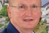 Frank Thiele - Geschäftsführer der Wohnungsbaugesellschaft Plauen-Land.
