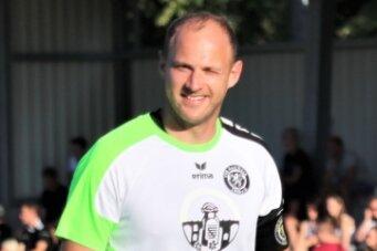 Kurzzeitige Rückkehr ins Auenstadion: Stefan Schmidt aus Flöha steht seit 2016 beim VfB Auerbach zwischen den Pfosten.