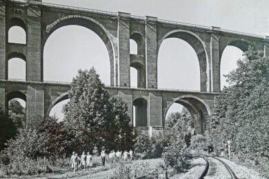 Nach der Höhe der Elstertalbrücke war im Fotorätsel der vorigen Woche gefragt: 68, 78 oder 88 Meter?