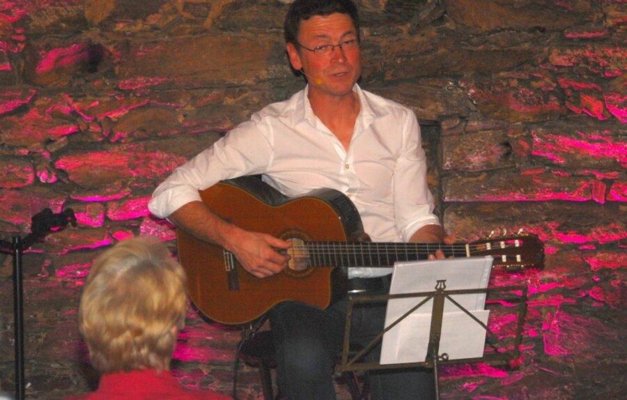 Ein Abend mit Liedern von Reinhard Mey in Bad Elster
