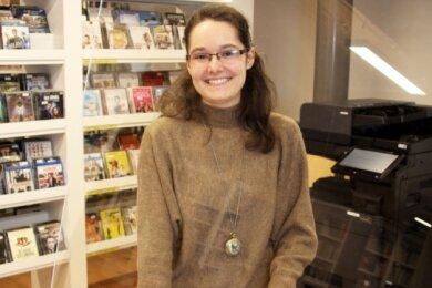 Luisa Gentzsch hat ihre Ausbildung im vergangenen Jahr als Beste in ganz Sachsen abgeschlossen.