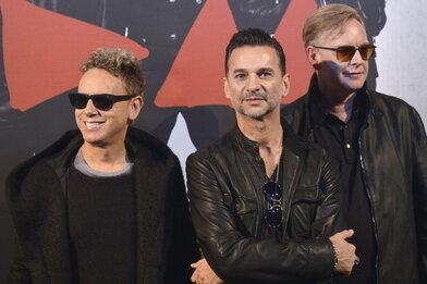 Neue Depeche-Mode-Single erstmals im Radio