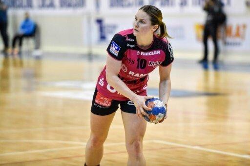 Anna Loerper ist neue Spielführerin der DHB-Frauen