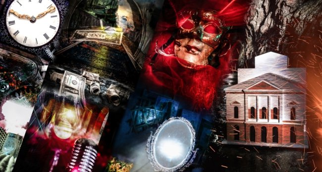 Das Eduard-von-Winterstein-Theater gibt sich ein moderneres Gesicht - auch mit Hilfe des Universalkünstlers Vincent Stefan. Er hat die Fotostrecke für das neue Spielzeitheft gestaltet und spannt dabei den Bogen von zeitloser Kunst bis zu zeitgenössischer Gesellschaftskritik.