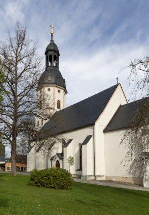 Schlettaus St. Ulrichkirche öffnet am Donnerstag als eine von mehreren für Besucher. Man kann sich auf eine Tour von Gotteshaus zu Gotteshaus begeben.