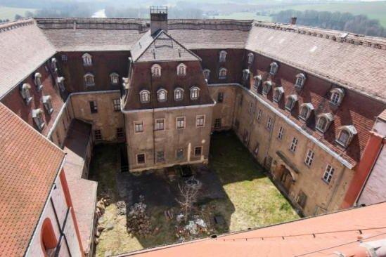 Schloss Wechselburg - Kaufvertrag noch nicht unterschrieben