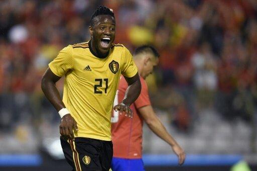 Traf beim 4:1 über Costa Rica: Dortmunds Michi Batshuayi