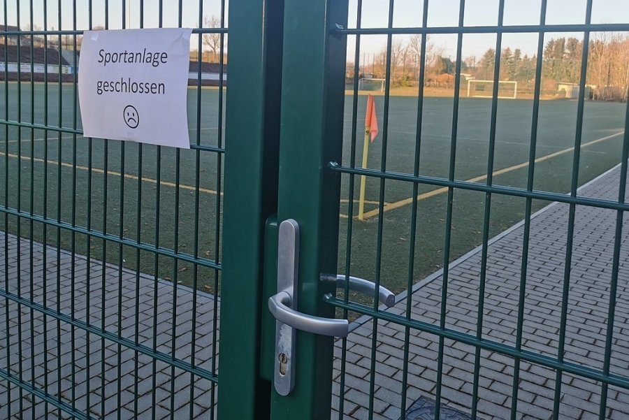Seit November bietet sich an allen Sportanlagen das gleiche Bild: Sie sind geschlossen. Seit Montag gibt es erste Lockerungen. Bis es wieder normalen Trainingsbetrieb gibt, wird es aber noch dauern.
