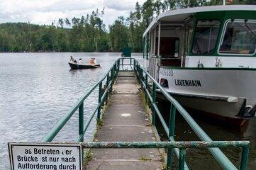 An dem neuen Fähranleger soll auch eine Möglichkeit zum Anlegen für Sportboote entstehen.
