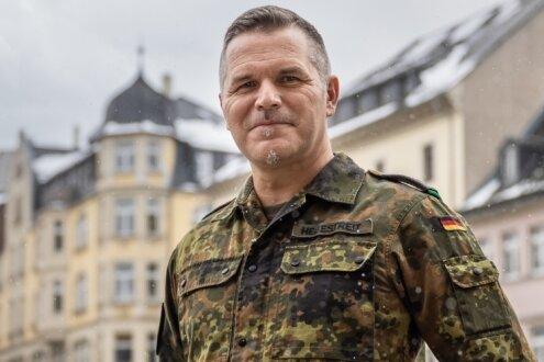 Am 19. März 2020 begann für Jörn Hebestreit der Einsatz im Erzgebirgskreis.