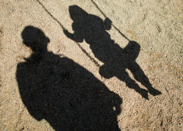In Auerbach fühlen sich einige Väter nicht für die Kinderbetreuung verantwortlich, wenn es mit der Notbetreuung nicht klappt.