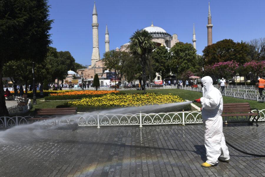 Corona-Lage in der Türkei verschärft sich wieder
