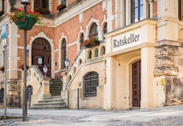 Das Stollberger Rathaus.