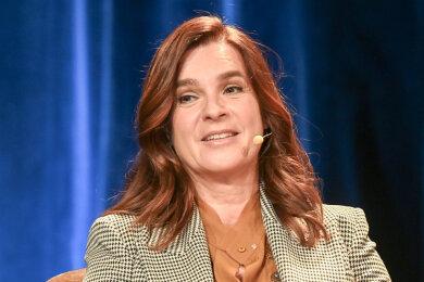 Die ehemalige Eiskunstläuferin Katarina Witt.