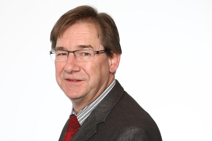 Christoph Ulrich, Leiter des Ressorts Recherche.