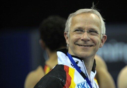 DTB-Teamchef Andreas Hirsch kann zufrieden sein
