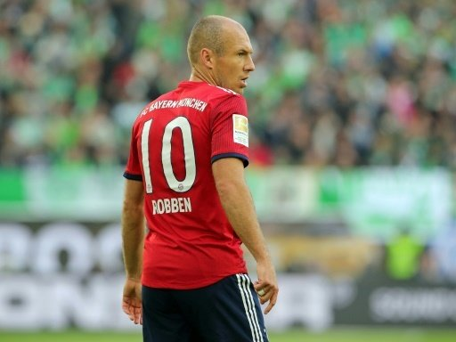 Arjen Robben fällt gegen den BVB definitiv aus
