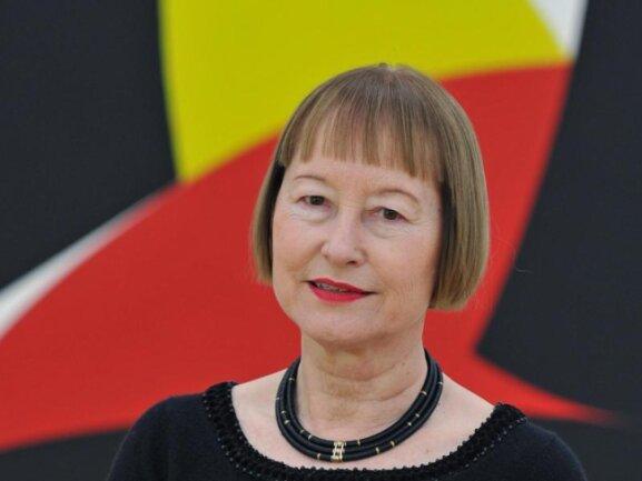 Die Generaldirektorin der Kunstsammlungen Chemnitz, Ingrid Mössinger.