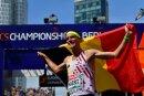 Gold für Belgien: Naert gewinnt EM-Marathon in Berlin