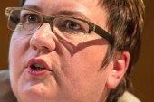 Iris Gleicke - SPD-Politikerin und Beauftragte der Bundesregierung für die neuen Länder.