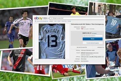 Mit einem Flohmarkt und Trikotauktionen haben Fans Geld für den CFC gesammelt. Allein 40.000 Euro kamen bei einer Auktion mit Trikots von Michael Ballack zusammen. Das höchste Gebot wurde für das Dress abgegeben, das er bei der WM 2006 trug.