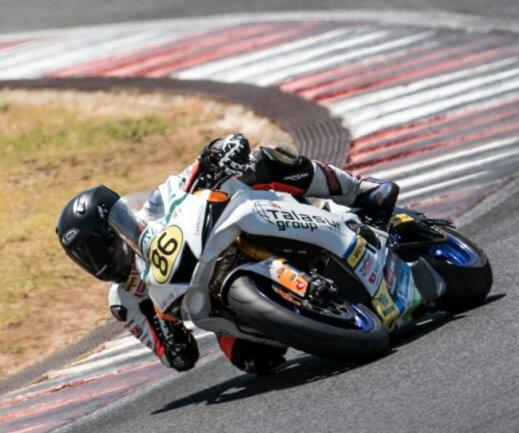 Rennfahrer Nicolas Czyba steht vor seinem zweiten Jahr in der Europameisterschaft der Klasse Supersport 600. Losgehen soll es in Portugal.