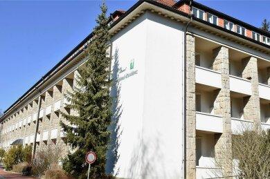 Dem Pflegeheim Vogtland-Residenz Bad Brambach droht die Schließung.