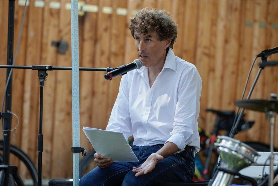 Andreas Freiberg - Ex-Roadie und Musikmanager