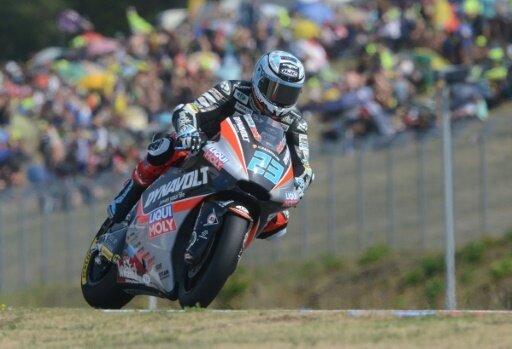 Motorrad-WM: Schrötter wird Siebter bei Jubiläumsrennen