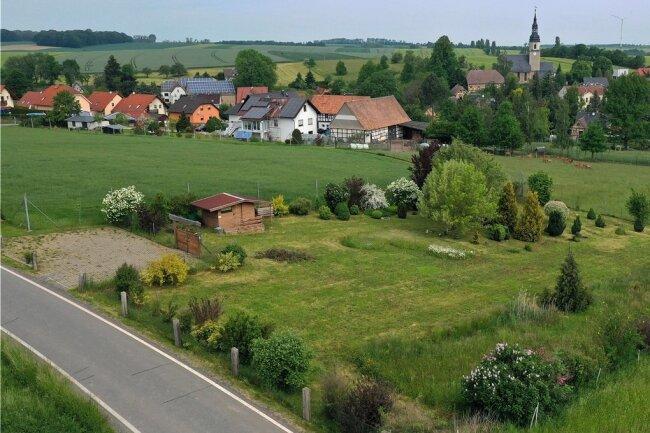 Der Tierfriedhof in Langenreinsdorf ist geschlossen.