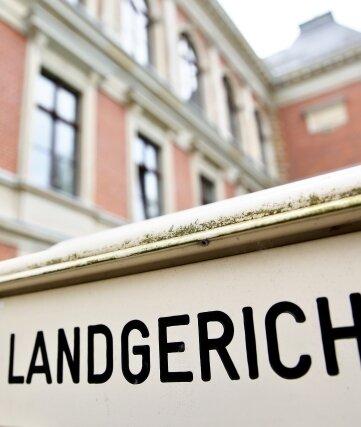 Das Landgericht in Zwickau.