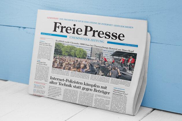 Die gedruckte Zeitung an Ihrer Schule!
