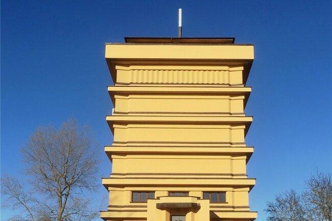 Die Stadtverwaltung Reichenbach sucht einen Pächter für die Gaststätte im Wasserturm.